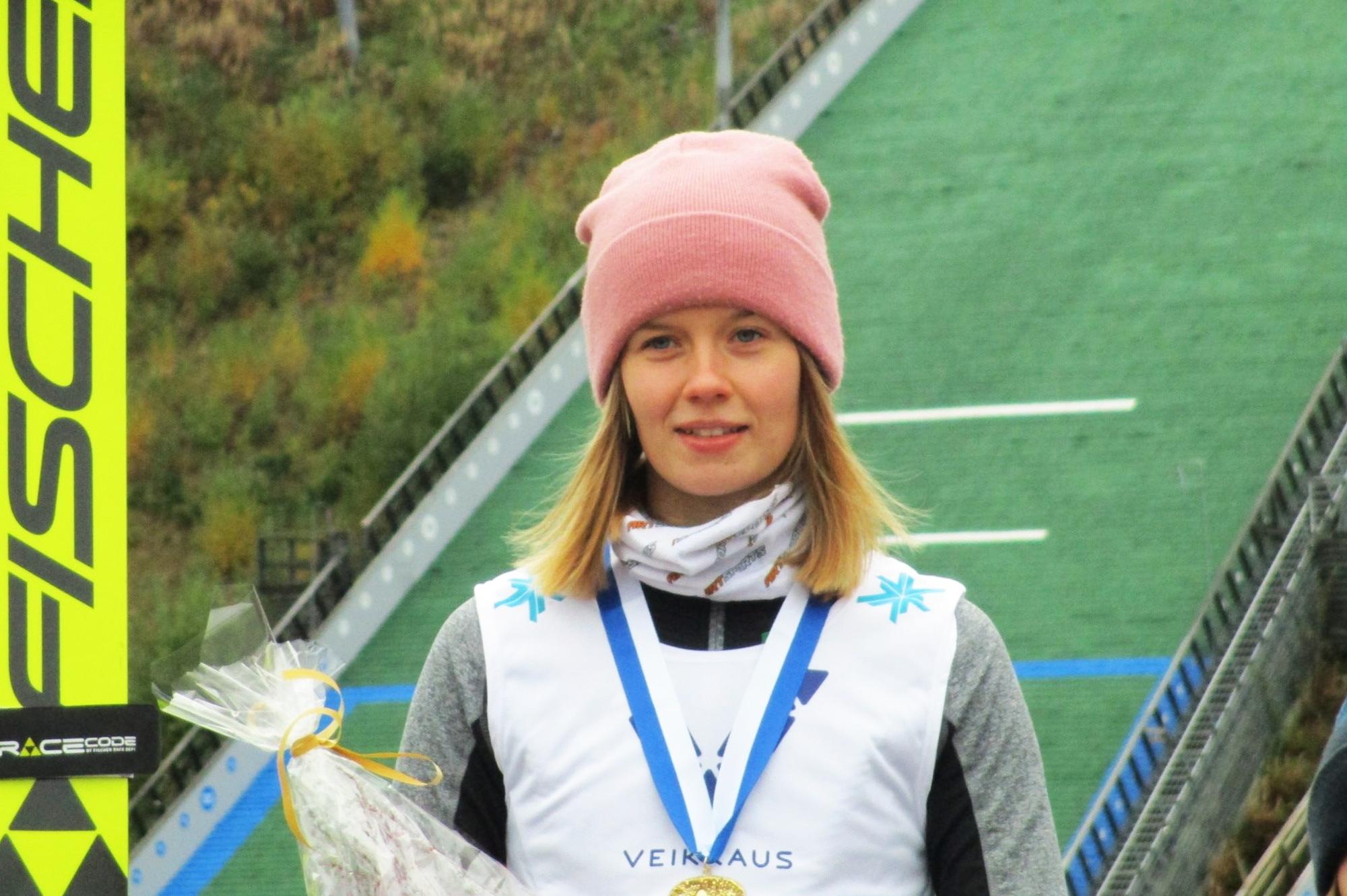 """You are currently viewing Susanna Forsström: """"W Finlandii zaskakujące było to, że kobiety potrafią skakać na nartach"""""""
