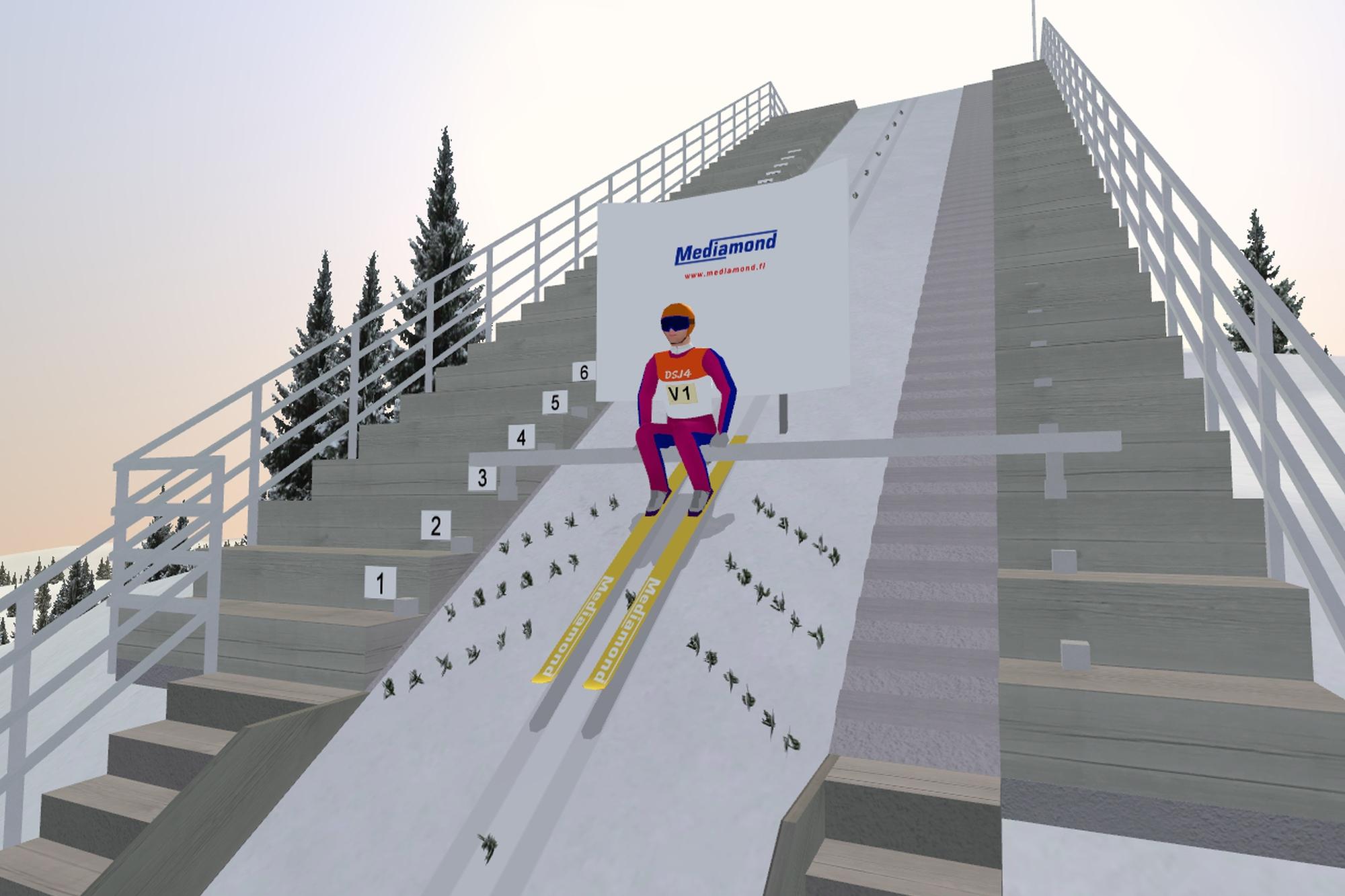 71 nowych skoczni w nowej odsłonie gry Deluxe Ski Jump 4! [LISTA]