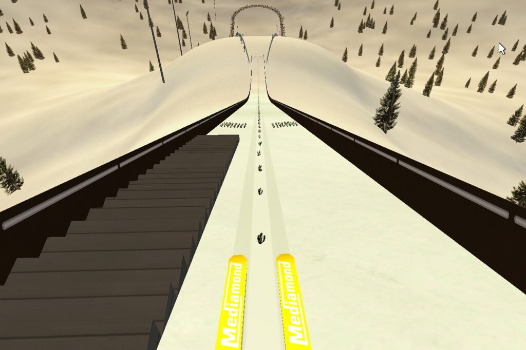 Liczba skoczni w grze Deluxe Ski Jump 4 rośnie [AKTUALNA LISTA]