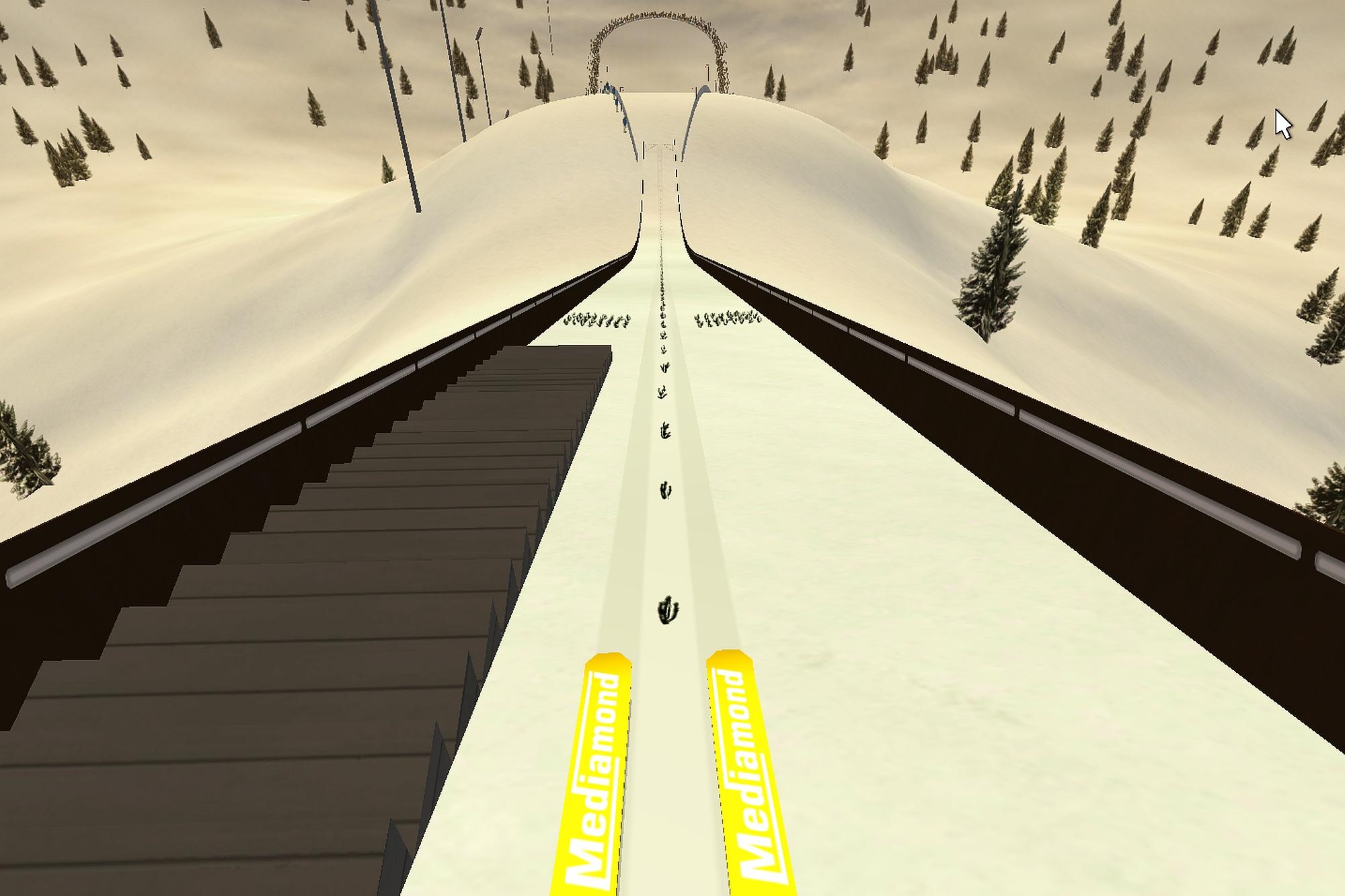 Rewolucyjna odsłona Deluxe Ski Jump 4 już po premierze. Dostępnych aż 85 nowych skoczni!