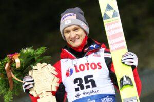 """Austriacy po zawodach w Wiśle. Huber: """"Miałem w sobie mnóstwo pewności"""""""