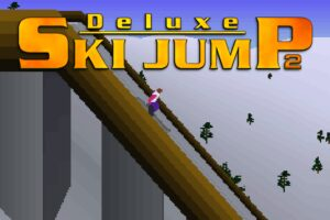 Read more about the article Gra Deluxe Ski Jump 2 dostępna na Androida!