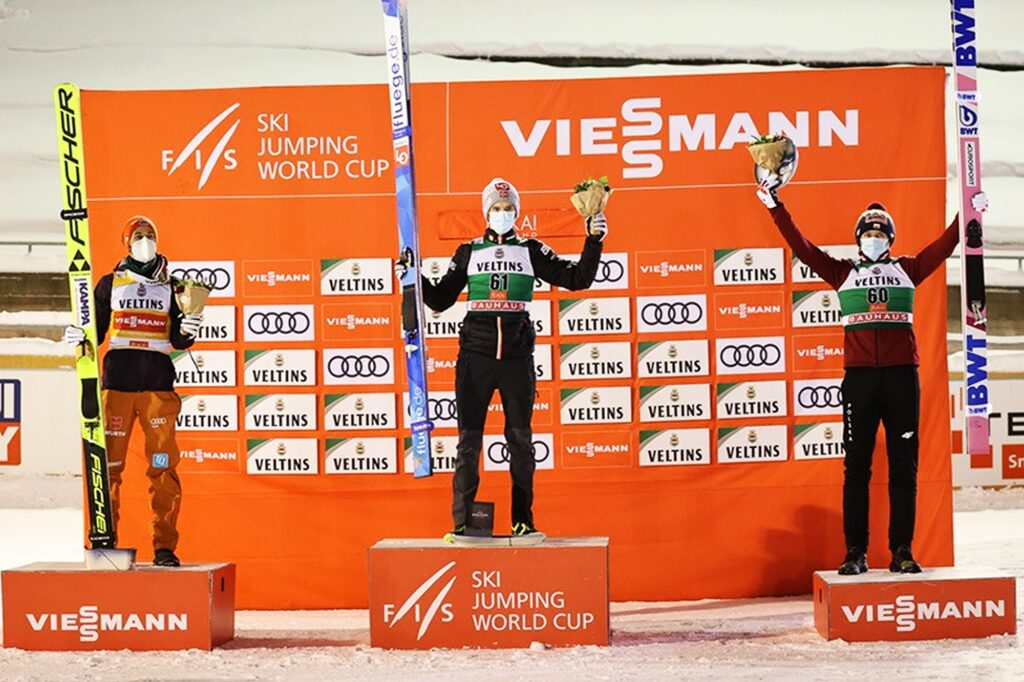 PŚ Ruka: Pierwsze zwycięstwo Graneruda, Kubacki ponownie na podium!