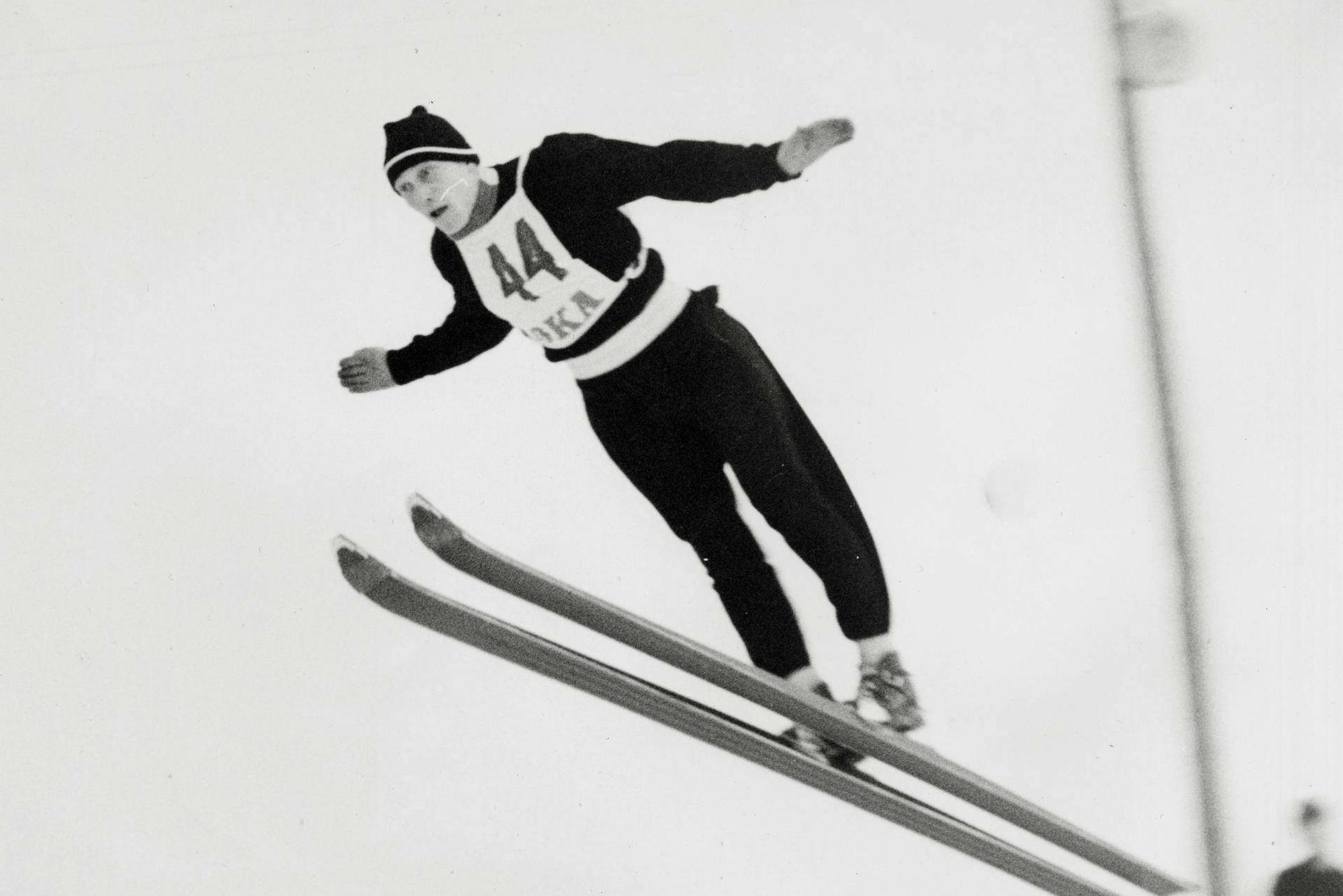 Hemmo Silvennoinen - FINLANDIA (byli skoczkowie)