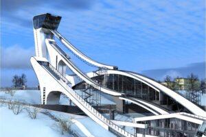 Rosjanie przymierzają się do budowy nowych skoczni w Niżnym Nowogrodzie
