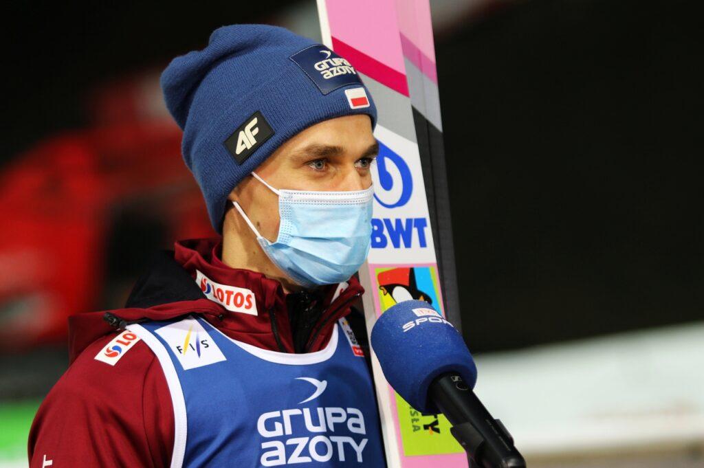 """Żyła nie spodziewał się podium w Ruce, Kubacki: """"Skoki były dobre, ale nie perfekcyjne"""""""