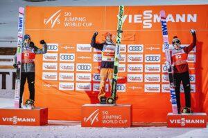 PŚ Ruka: Eisenbichler wygrywa, Żyła i Kubacki na podium!