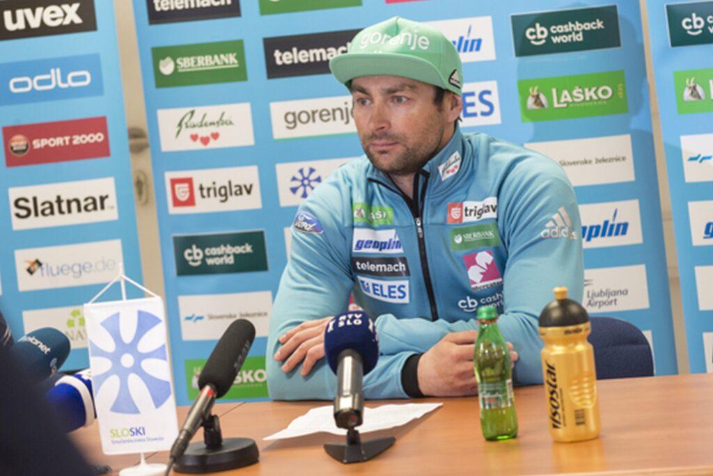 Gorazd Bertoncelj nie jest już trenerem Słoweńców! Kryzysu w Planicy ciąg dalszy