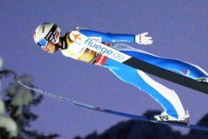 PŚ Engelberg: Granerud wygrywa kwalifikacje, Stoch trzeci