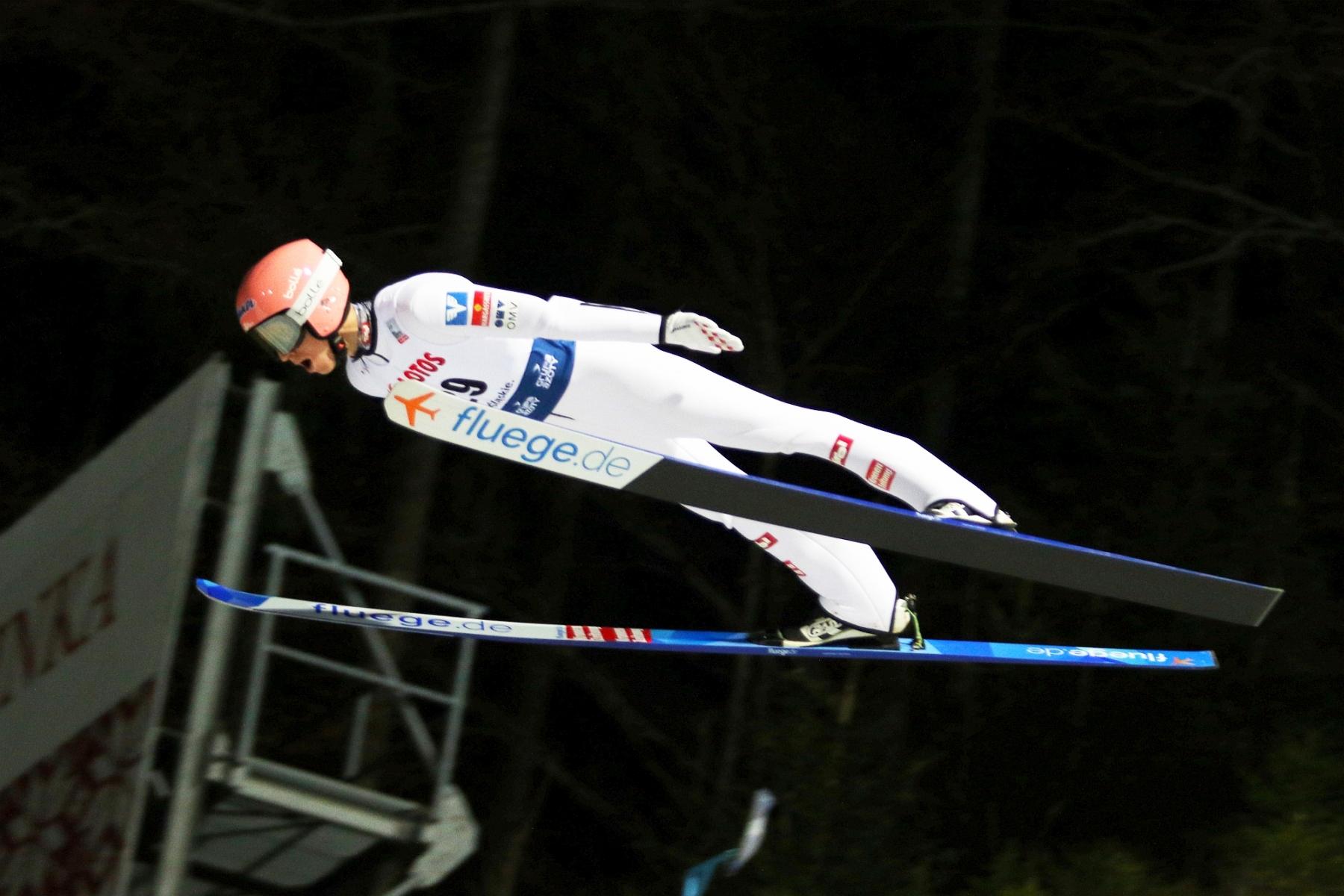 PK Ruka: Jan Hoerl wygrywa serię próbną przed drugim konkursem