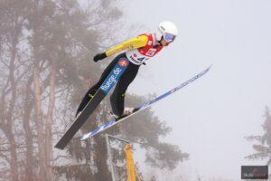 FIS Cup: Julia Clair wygrywa pierwszy zimowy konkurs kobiet w Kanderstegu
