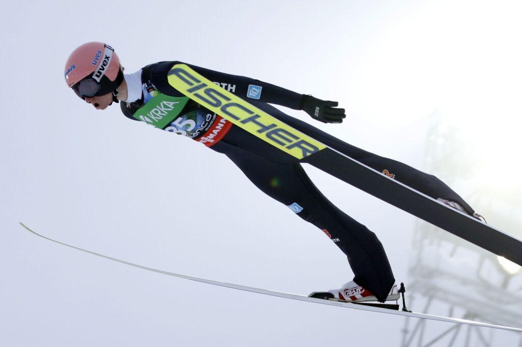TCS Oberstdorf: Geiger liderem konkursu, Stoch w grze o podium