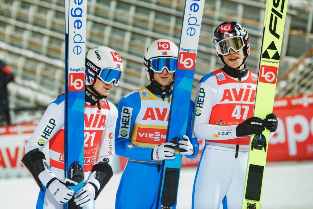 Norwegowie z liderem Pucharu Świata na 69. Turniej Czterech Skoczni