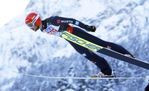TCS Oberstdorf: Eisenbichler na czele serii próbnej, Stoch trzeci!