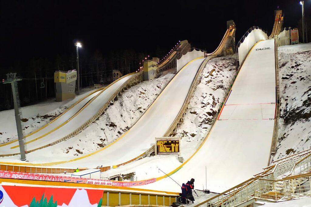 Mistrzostwa świata weteranów w skokach narciarskich w Niżnym Tagile odwołane!