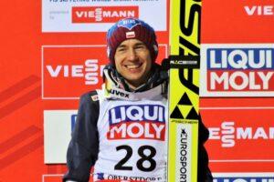 TCS Oberstdorf: Geiger wygrywa, Stoch na podium!