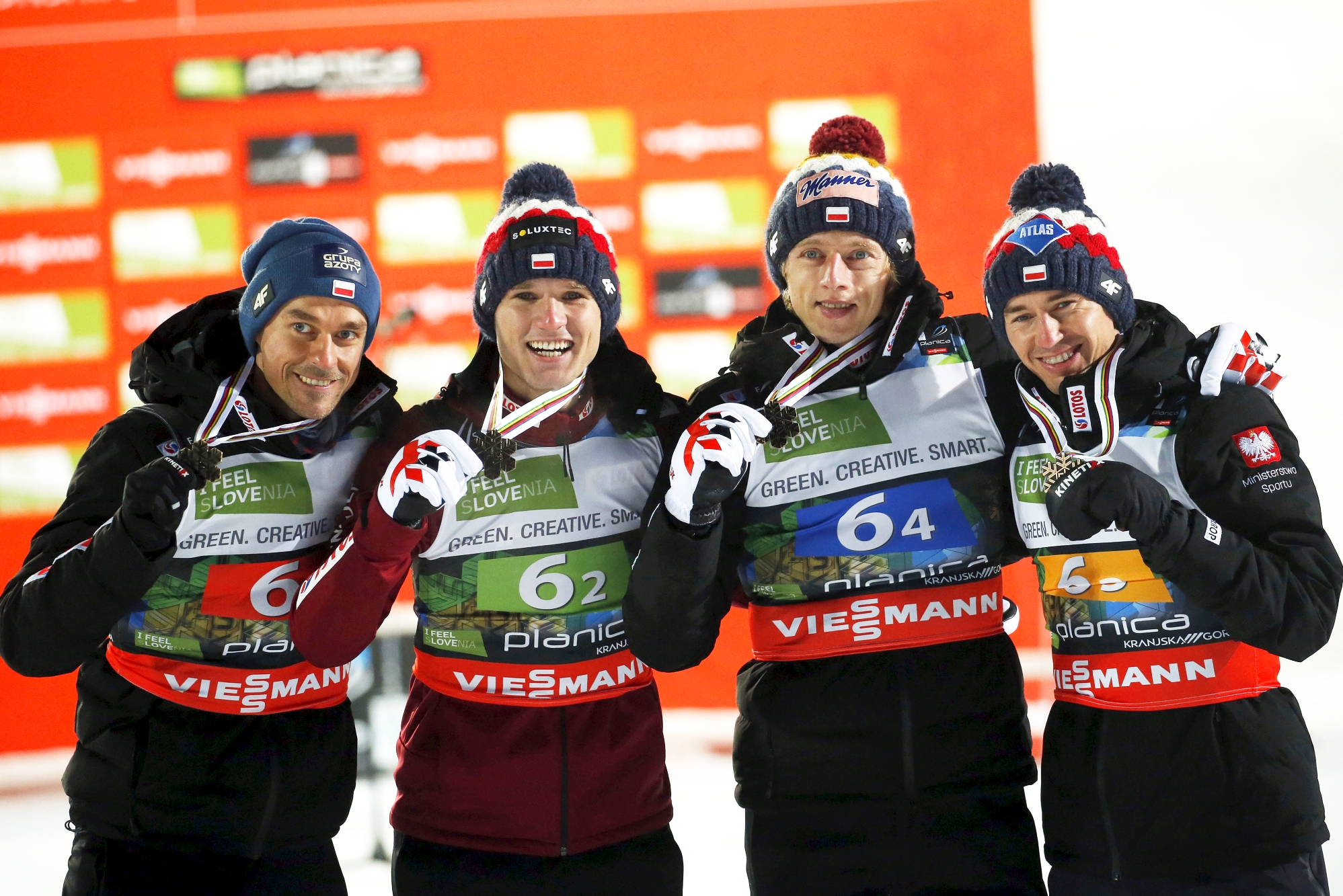 Doleżal podał polską czwórkę na konkurs drużynowy w Zakopanem
