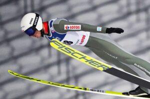 PŚ Willingen: Johannson na czele treningu, Stękała poleciał 150 metrów!