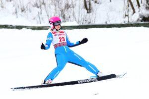 AnnaTwardosz Szczyrk2021 fot.JuliaPiatkowska 300x200 - PŚ Pań Hinzenbach: Takanashi wygrywa kwalifikacje, trzy Polki w konkursie