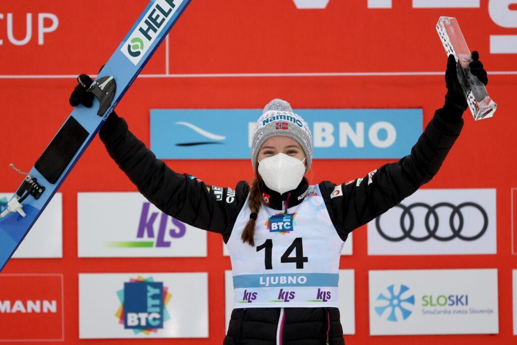 Koniec sezonu dla Eirin Marii Kvandal. Norweska skoczni poważnie kontuzjowana