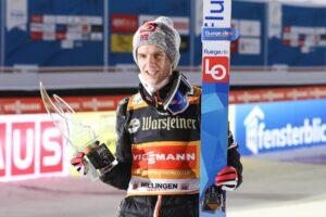 HalvorEgnerGranerud Willingen2021 fot.KonstanzeSchneider 300x200 - PŚ Willingen: Siódmy triumf Graneruda, Stoch na podium!