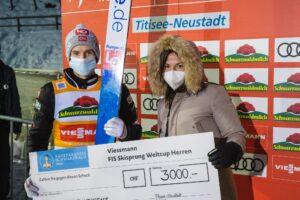 PŚ Titisee-Neustadt: Granerud wygrywa prolog, Kubacki drugi