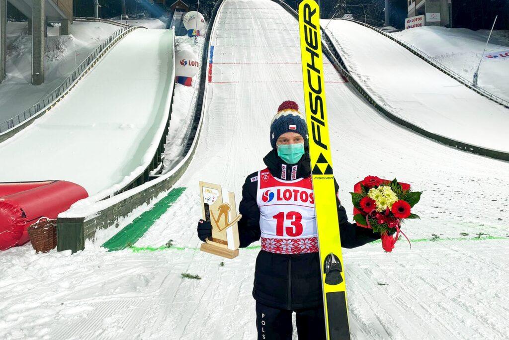 FIS Cup Szczyrk: Freitag wygrywa, Krzak na podium!
