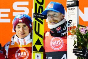 PŚ Willingen: Johansson na czele serii próbnej, Stoch tuż za nim