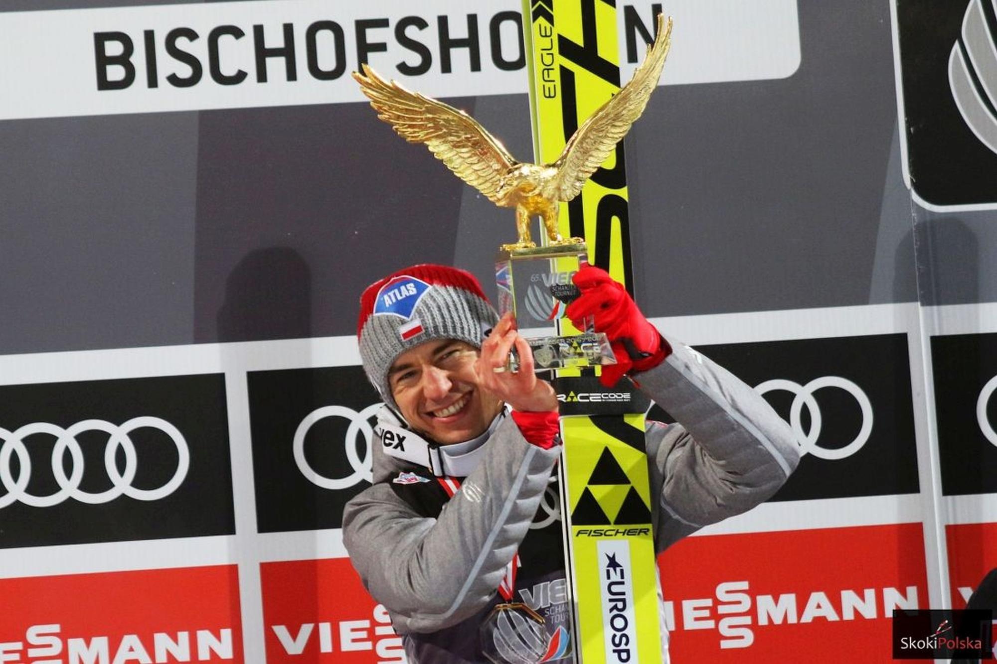 """Kamil Stoch: """"Przez cały Turniej miałem dobre czucie. Postaram się zachować je dłużej"""""""