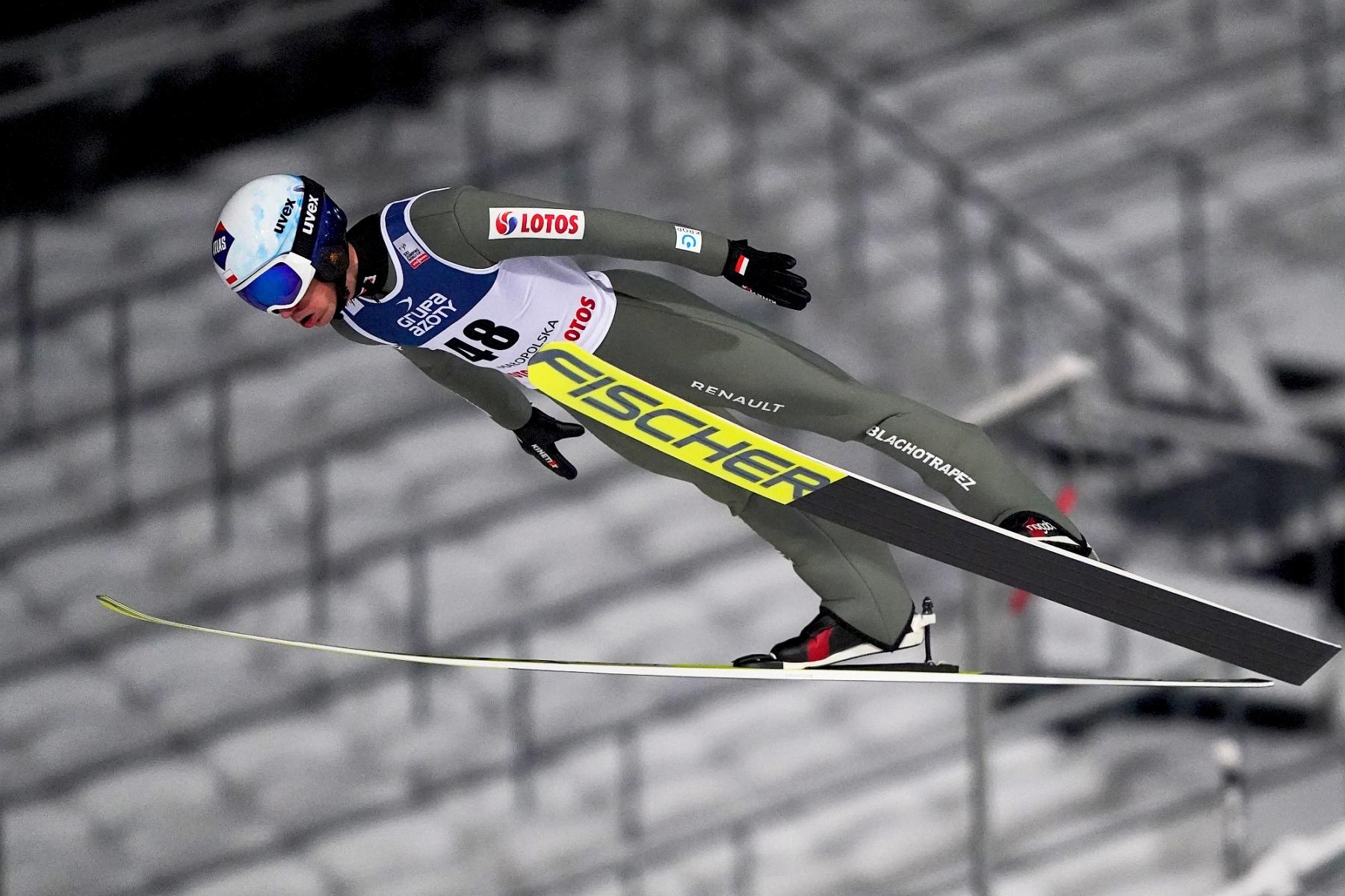 You are currently viewing PŚ Willingen: Granerud liderem konkursu, Stoch w grze o podium