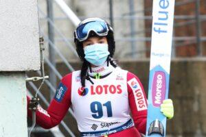 FIS Cup Szczyrk: Premierowe zwycięstwo Indrackovej, Karpiel na podium!