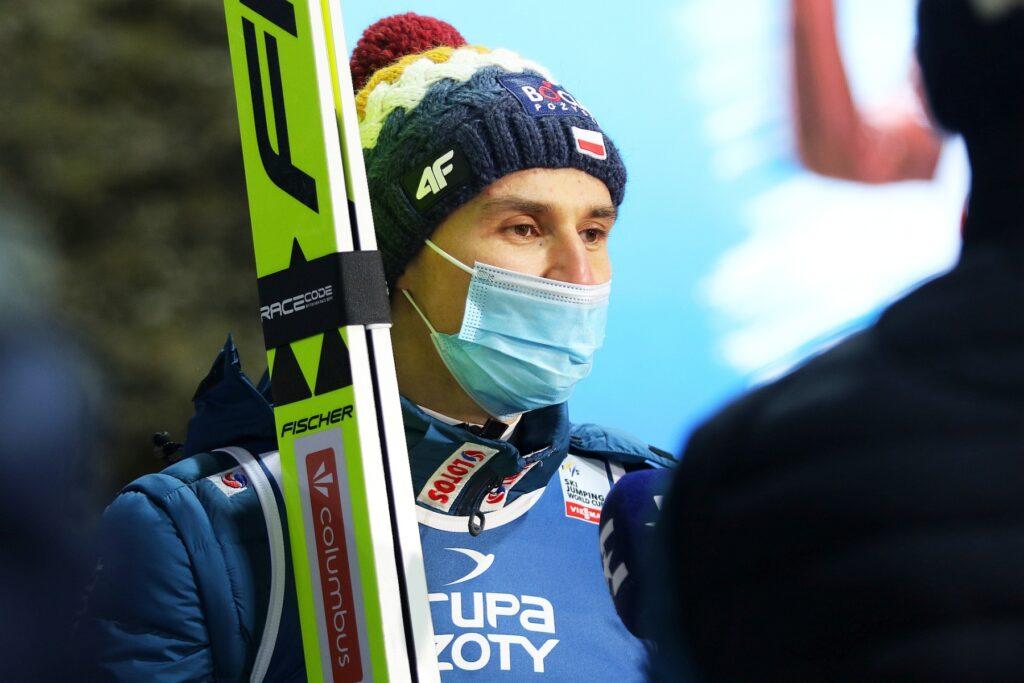 """Klemens Murańka o krok od podium: """"Konkurs był napięty do ostatniej sekundy"""""""