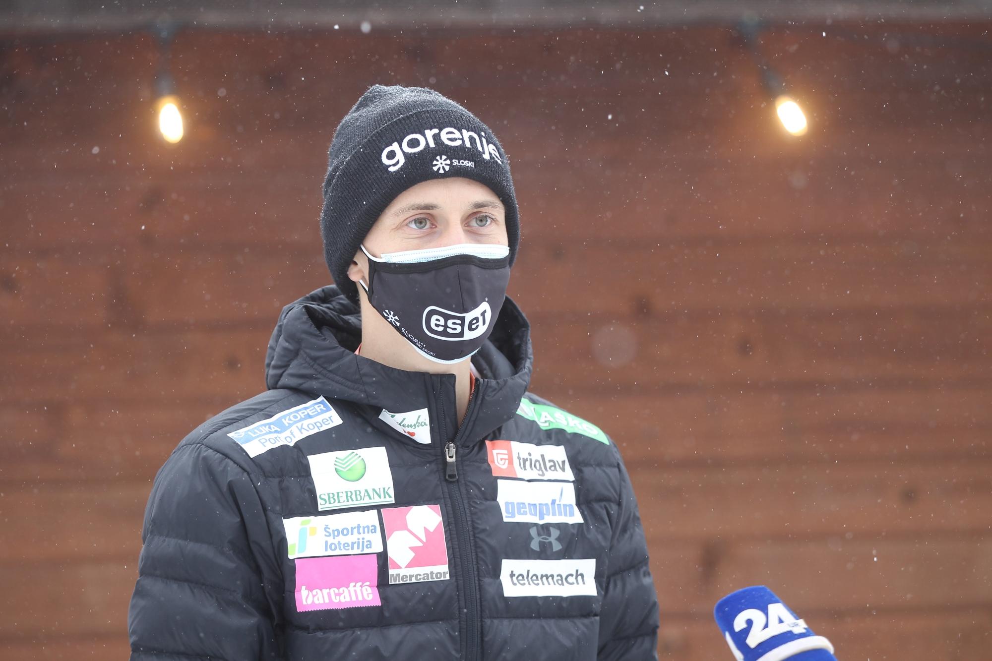 Peter Prevc z koronawirusem, zmiany w składzie Słoweńców na Willingen