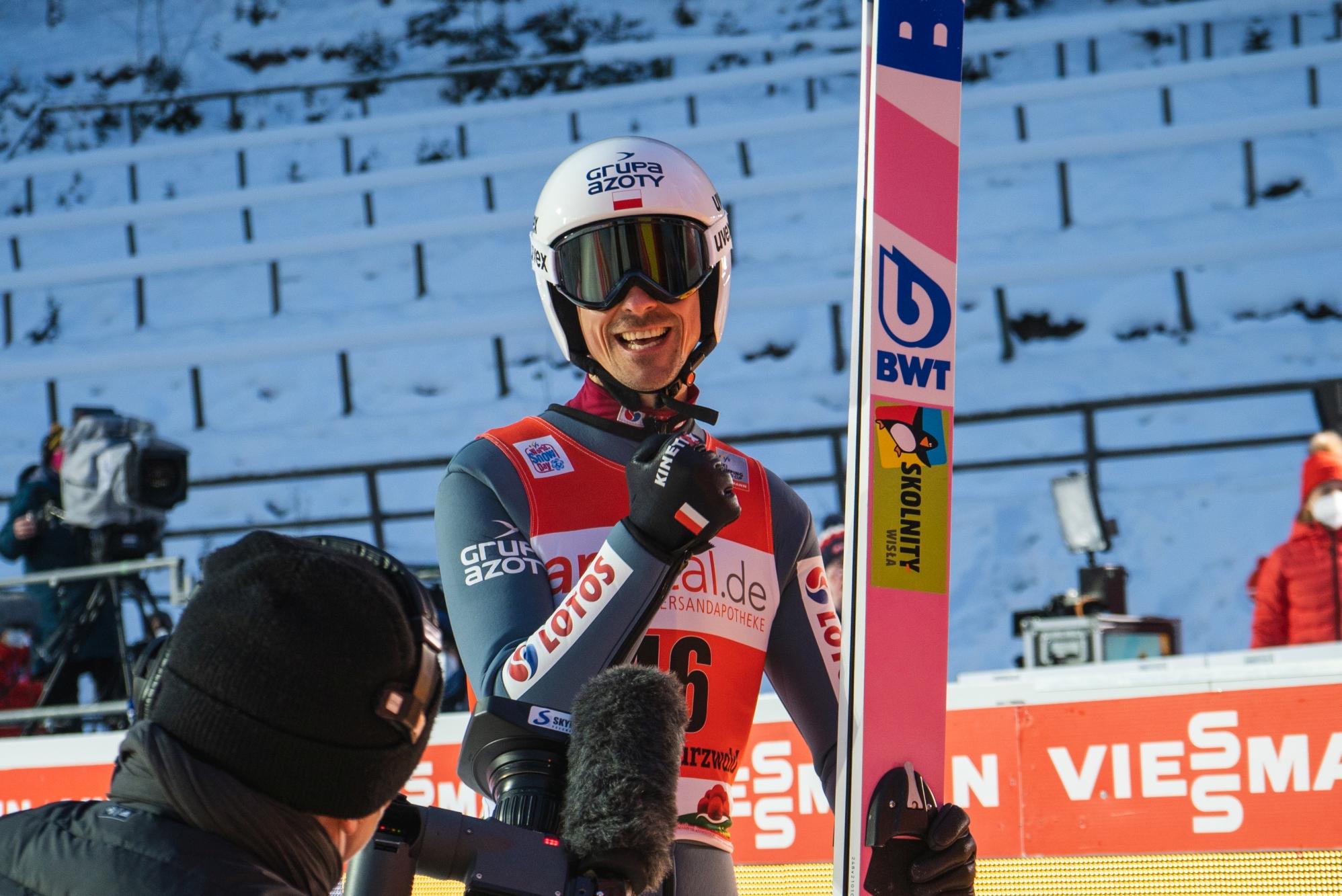 PŚ Lahti: Żyła wygrywa kwalifikacje, Eisenbichler i Granerud tuż za nim