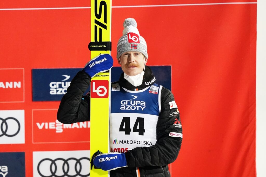 PŚ Lahti: Johansson wygrywa po upadku Graneruda, bez Polaków w czołówce