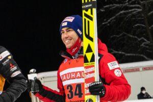 Stefan Kraft zadowolony z podium, ale do Zakopanego się nie wybiera