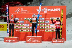 PŚ Titisee-Neustadt: Szósty triumf Graneruda w sezonie, Polaków zabrakło na podium