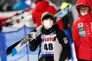 PŚ Zakopane: Yukiya Sato wygrywa kwalifikacje. Andrzej Stękała trzeci, Żyła zdyskwalifikowany!