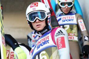 Read more about the article Anders Fannemel powrócił na skocznię!