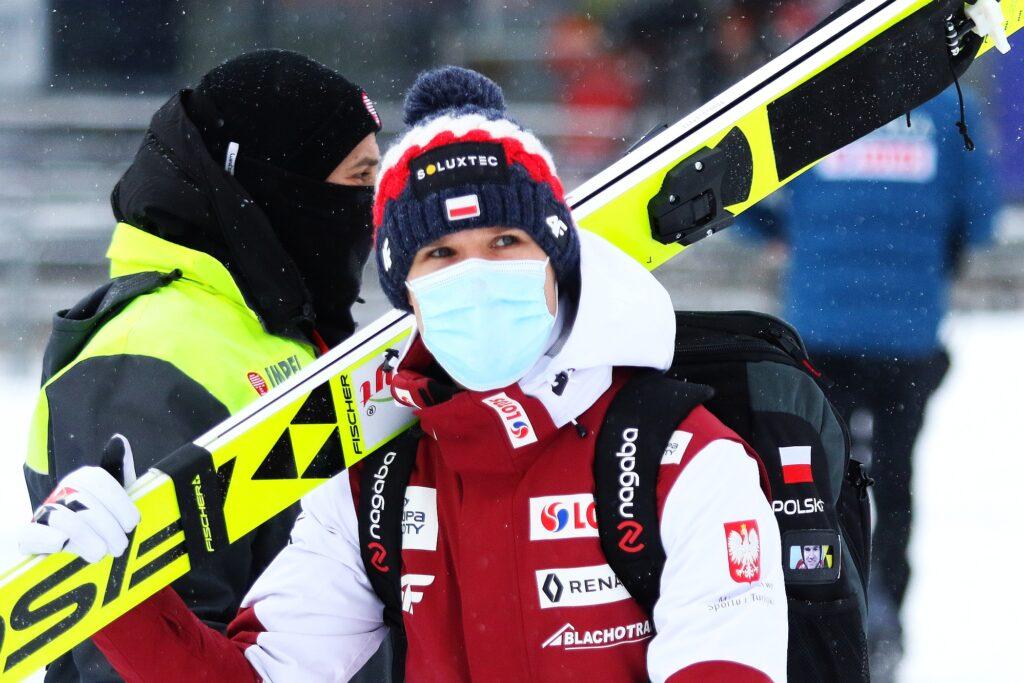 PŚ Zakopane: Kraft i Lanisek najlepsi w treningach, Stękała w ścisłej czołówce!