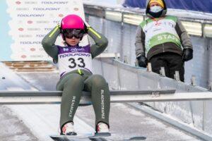 Anna Twardosz Lahti fot.PepeKorteniemi 300x200 - MŚ Oberstdorf: Seria próbna dla Kramer, dobry skok Twardosz