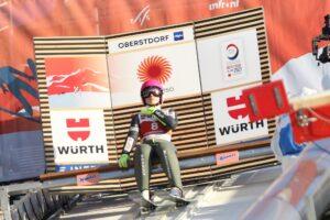 Anna Twardosz Oberstdorf2021 fot.JuliaPiatkowska2 1 300x200 - MŚ Oberstdorf: Austriaczki ze złotem, Polki siódme w drużynowym debiucie!