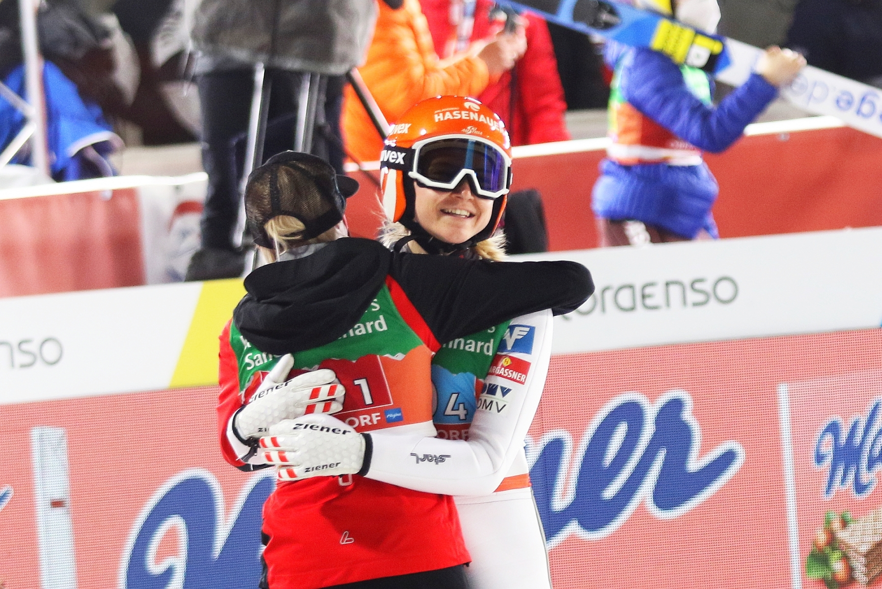 MŚ Oberstdorf: Seria próbna dla Austriaków, Polacy z siódmym wynikiem