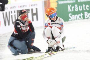 MŚ Oberstdorf: Austriaczki najlepsze w serii próbnej, Polki pod koniec stawki