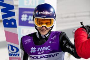 Dominik Peter Lahti2021 fot.PepeKorteniemi 300x200 - MŚ Juniorów Lahti: Austriacki dublet na podium, Bachlinger ze złotym medalem