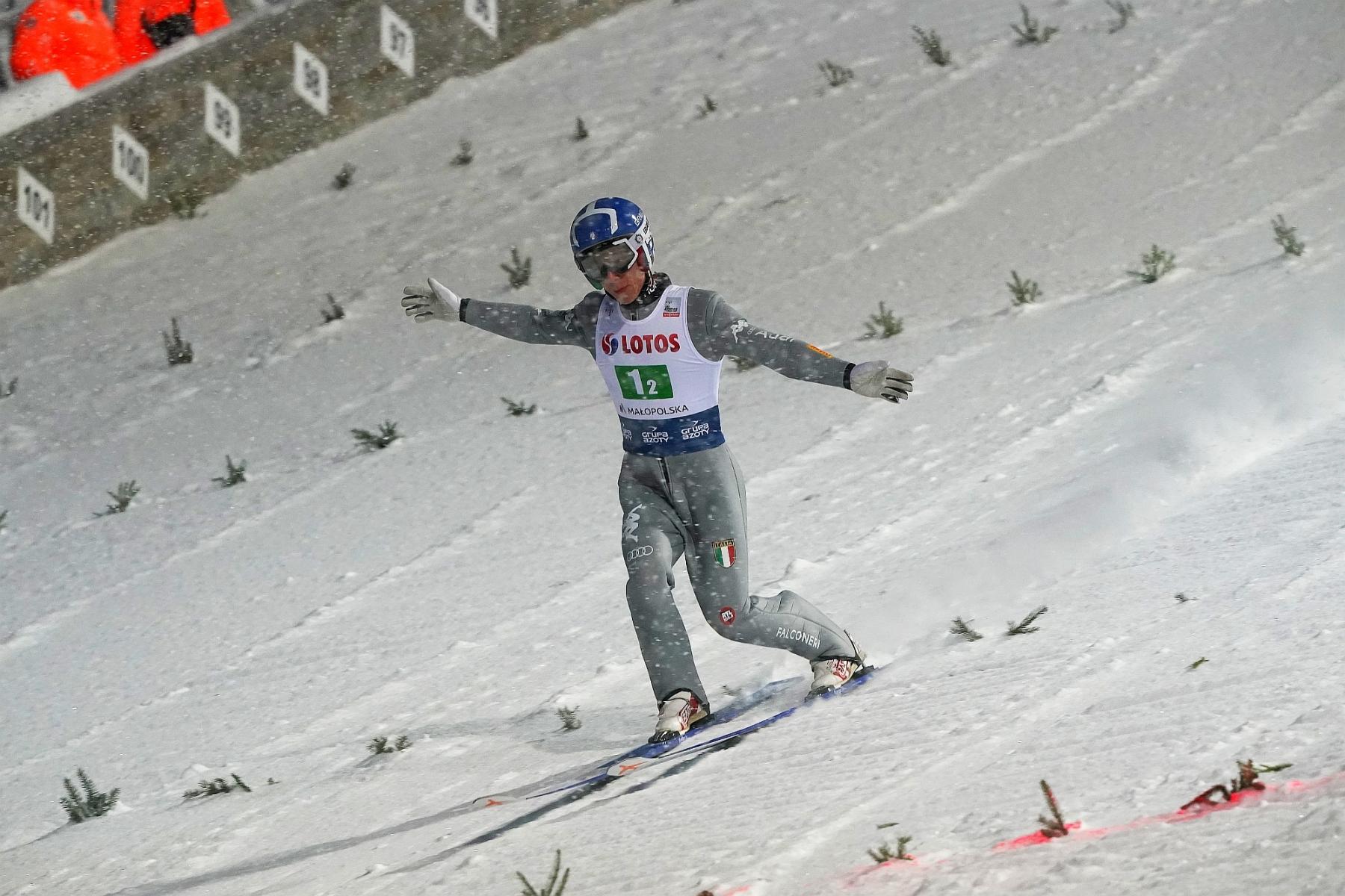 FIS Cup Lahti: Trening dla Bresadoli, seria próbna dla Nikaido, Polacy nie zachwycają