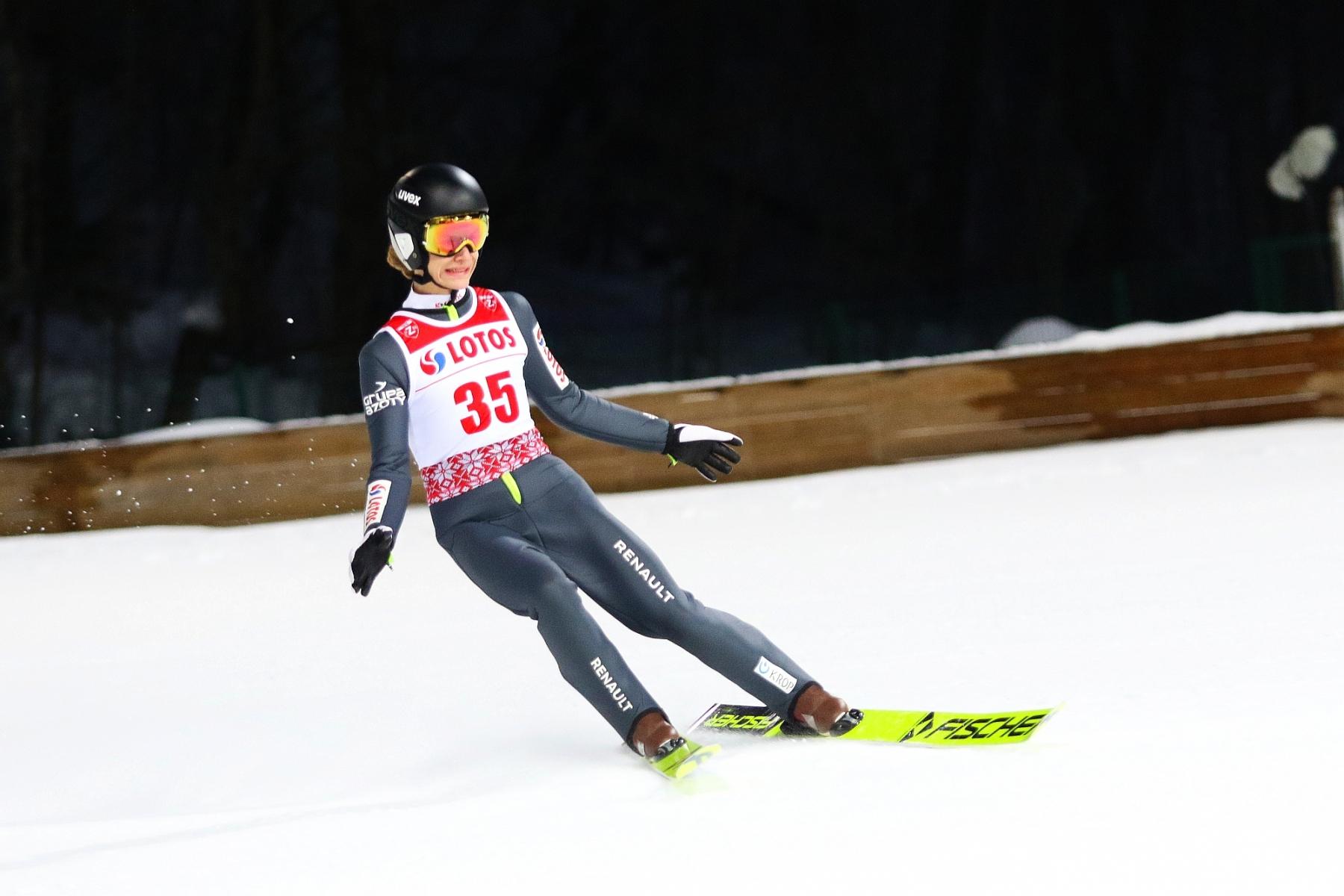 Sześciu polskich juniorów wystartuje w finale FIS Cup w Oberhofie