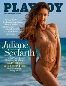 Juliane Seyfarth Playboy2021 fot.LukeCraftfurPLAYBOYDeutschlandMarz2021 232x300 - Juliane Seyfarth w niemieckim Playboyu (ZDJĘCIA +18)