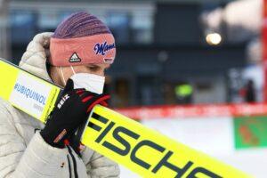 """Karl Geiger Zakopane snow2021 fot.JuliaPiatkowska2 300x200 - Kryzys Niemców. Geiger nie ukrywa złości, Eisenbichler: """"Powoli kończy mi się paliwo"""""""
