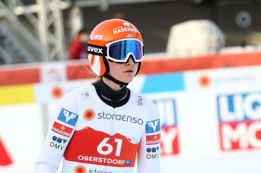 MŚ Oberstdorf: Seria próbna dla Kramer, dobry skok Twardosz
